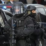 Франция стрелба Cropped