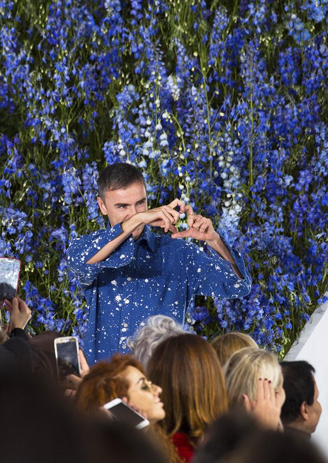 Christian Dior ще прави колекция без творчески директор