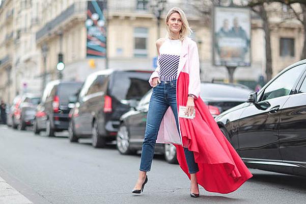 Седмица на Висшата мода в Париж: street style