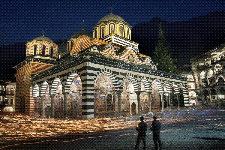 Ако е въпрос, Рилският манастир също е част от България...
