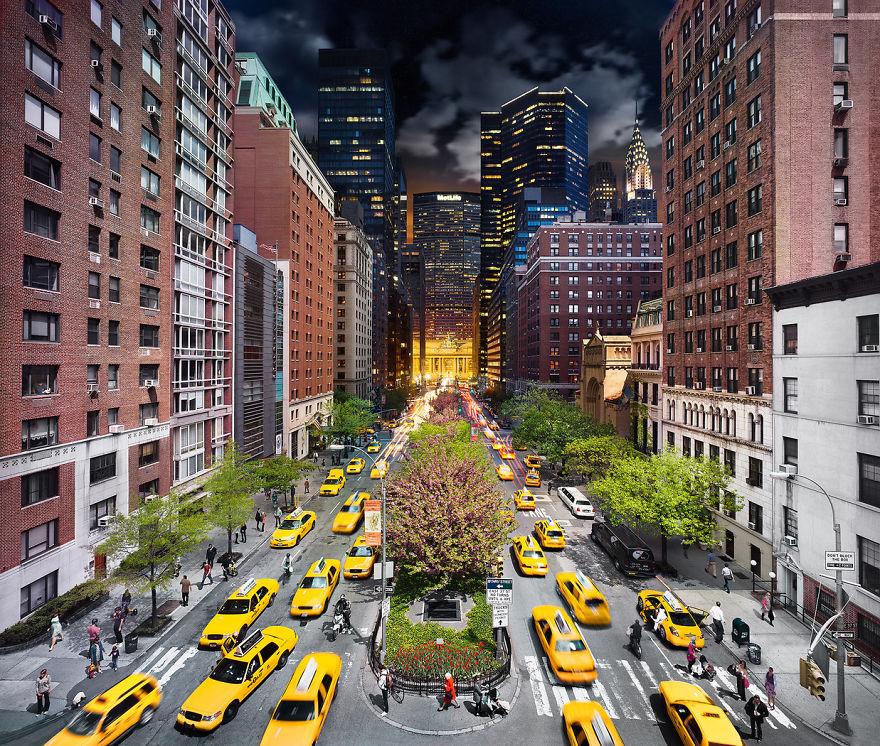 24 часа в един кадър! Ню Йорк (част I)