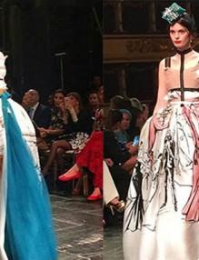 Закрито представяне на колекция Alta Mоda на Dolce & Gabbana