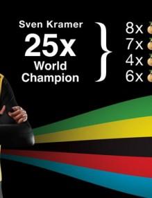 Sven 25 world champ