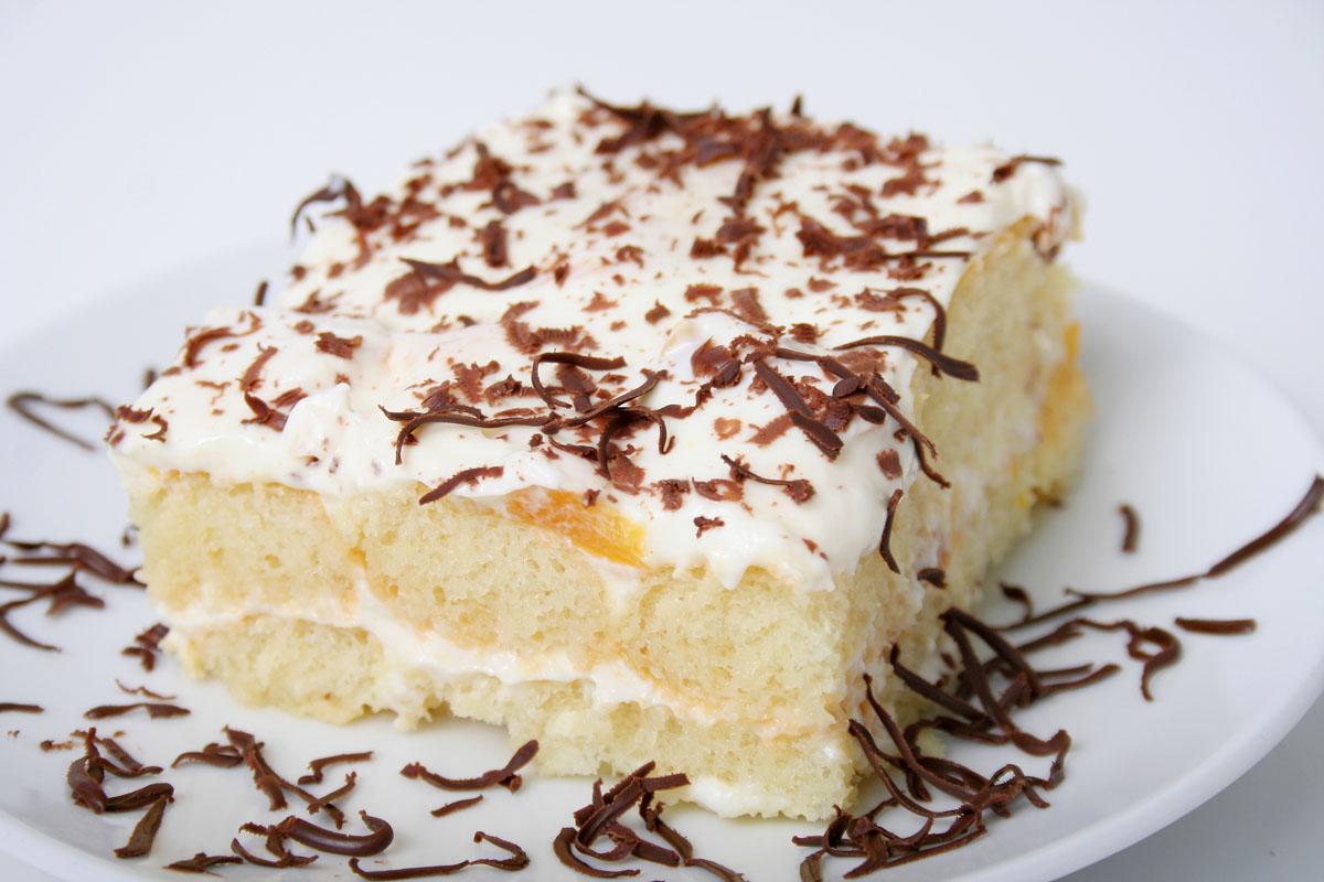 торта-шарлота