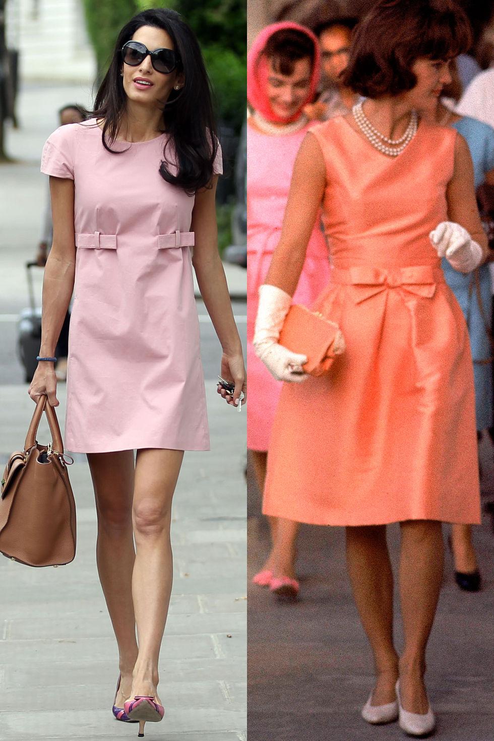 Женствената ежедневна рокля