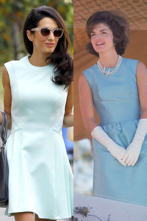 Малката синя рокля