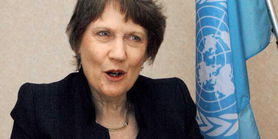 Хелън Кларк, кандидат за поста Генерален секретар на ООН