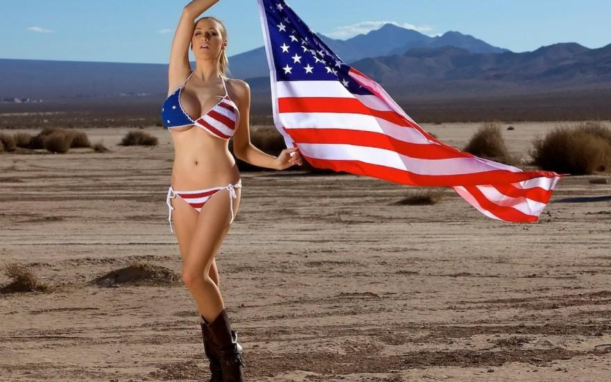 Jordan-Carver-With-American-Flag-Wallpaper-hd-1108x693