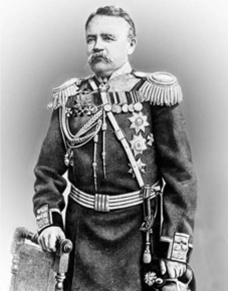 Генерал Николай Григориевич Столетов
