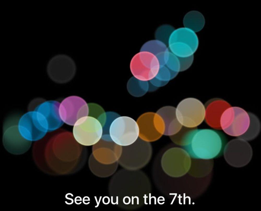 Официалното анонсиране от Apple