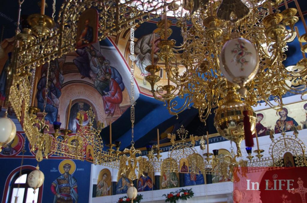 """Името на Света Параскева идва от гръцки и гръцки означава """"петък"""", това е денят на кръстната смърт на Спасителя"""