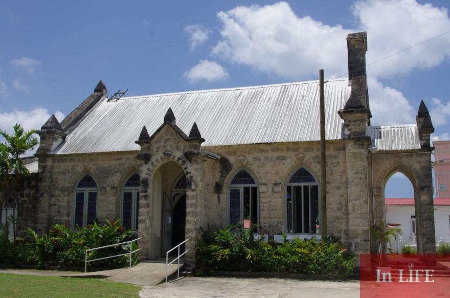 Католическа църква в Барбадос, Карибите