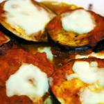 baked-mozzarella-tomato-eggplant