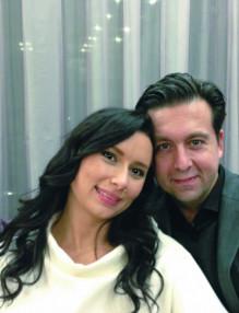 Наталия Кобилкина и Такис