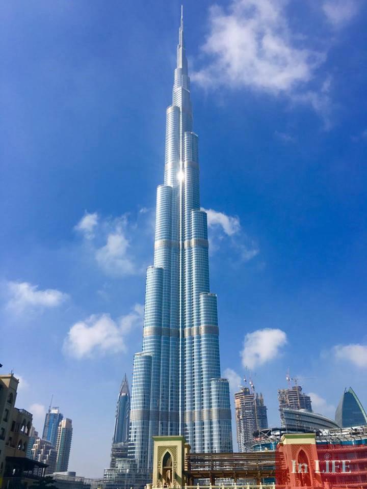 Бурж Халифа, Дубай