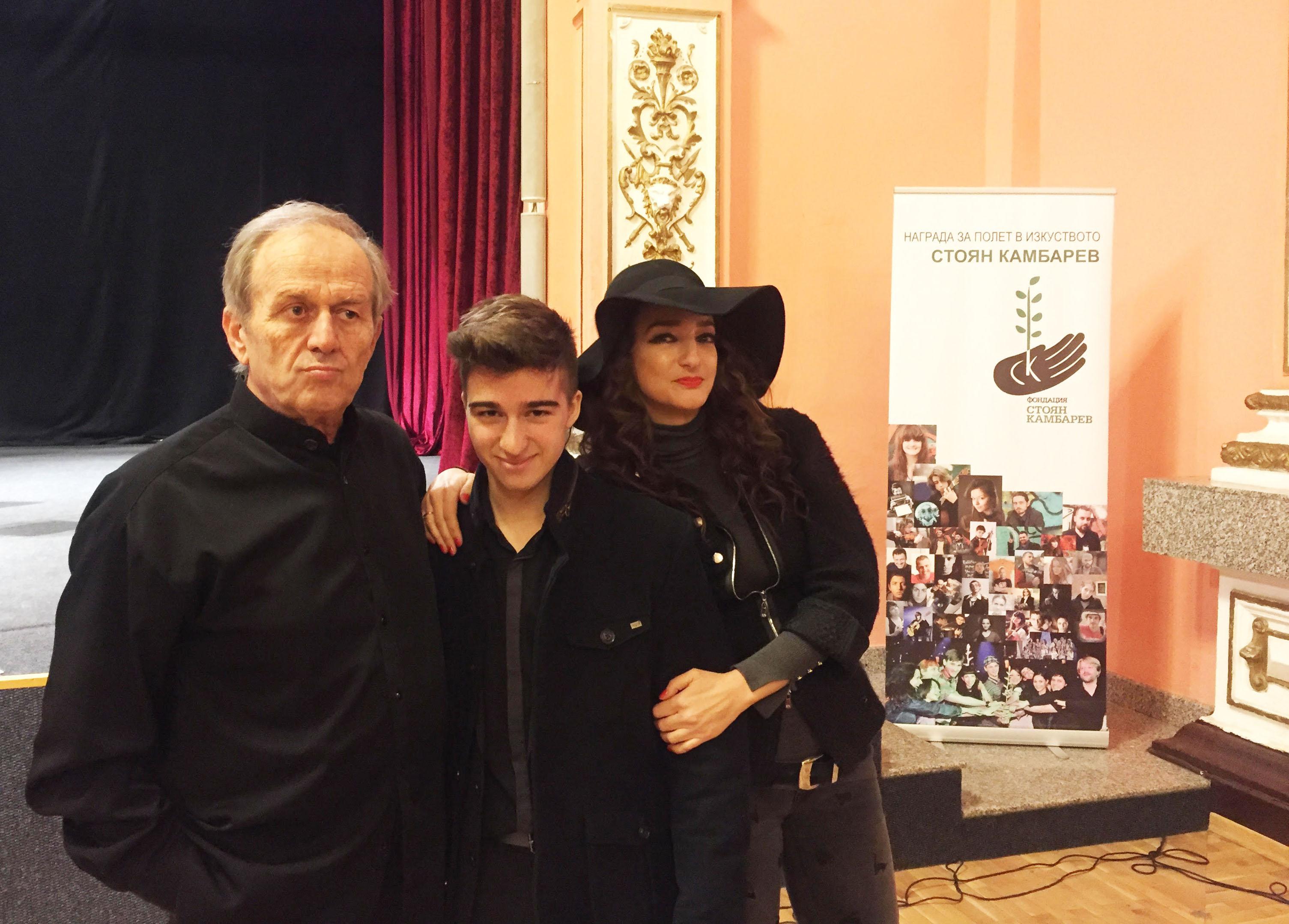 3.JOJO s prof. Djurov i Dessy T.
