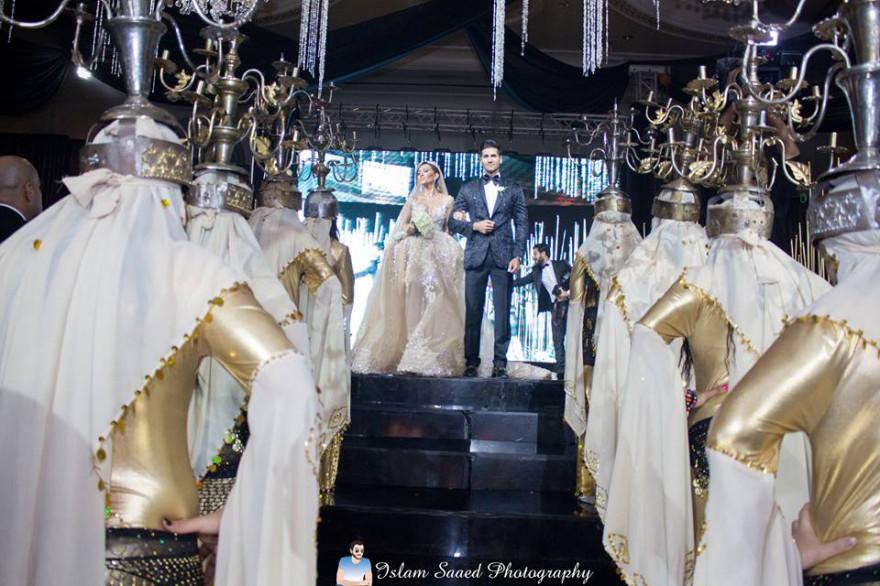 Енджи Касабие сватба