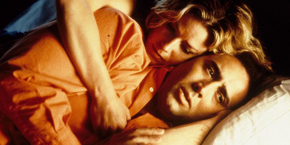 """В драмата """"Да напуснеш Лас Вегас"""", за ролята в която бе отличен със златната статуетка."""