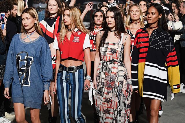 TommyLand Tommy Hilfiger Spring 2017 Fashion Show - Runway