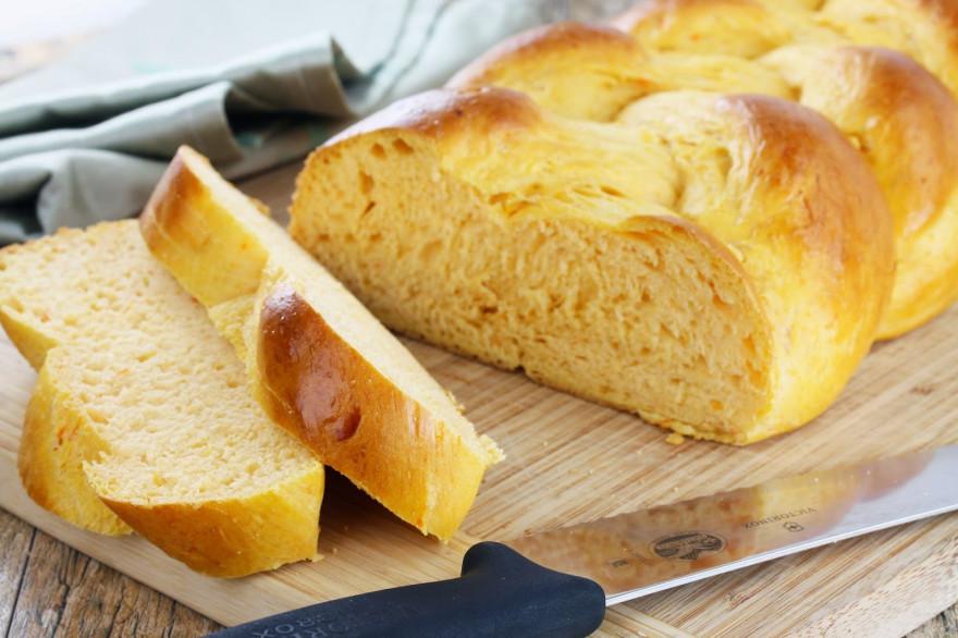 Braided Sweet Potato Bread 2