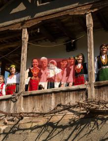 Великден в село Голец