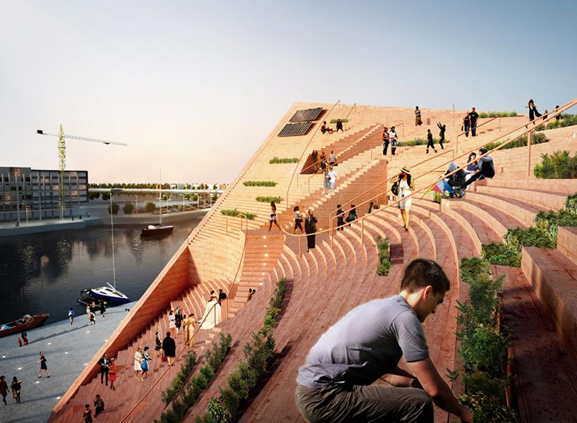 Проект на църква в Копенхаген