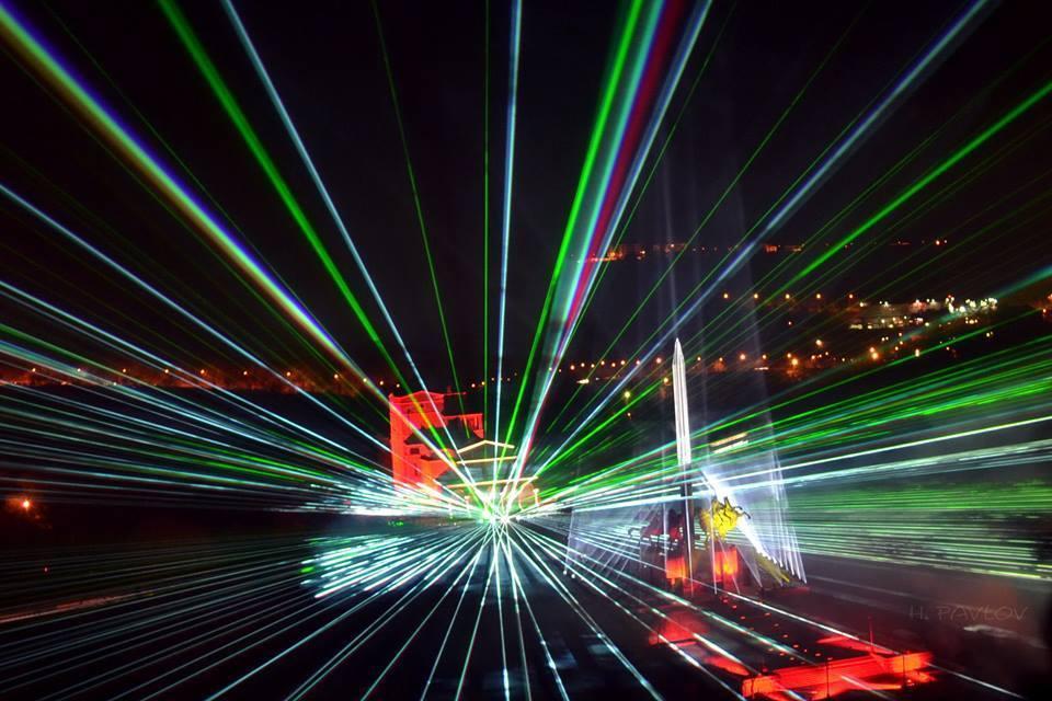 Новото 3D шоу на Велико Търново