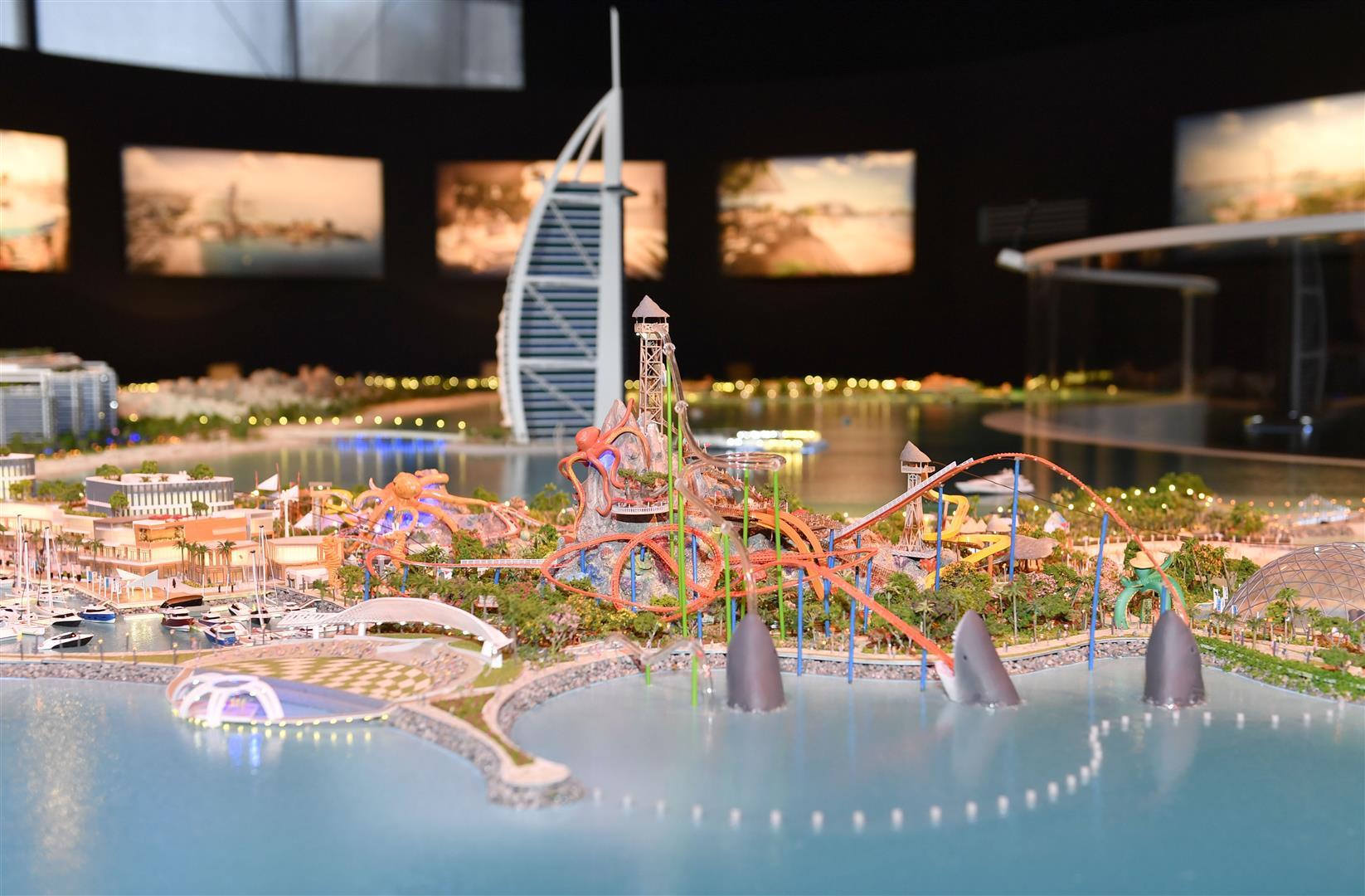 Marsa Al Arab - новото чудо на Дубай за 1,71 милиарда долара ще се изгради от двете страни на Бурж ал Араб