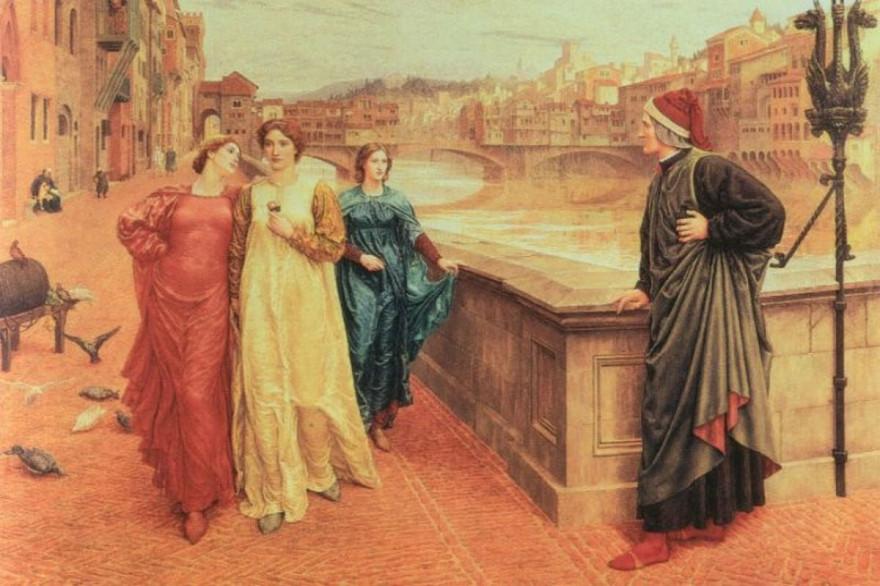 Copertina tour Dante