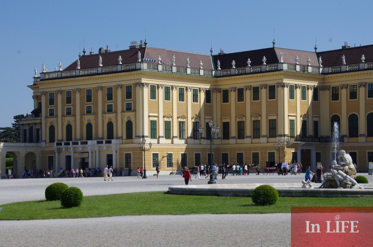 Дворецът Шьонбрун, Виена
