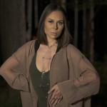 Маги Джанаварова в кадър от клипа/сн.Георги Муков