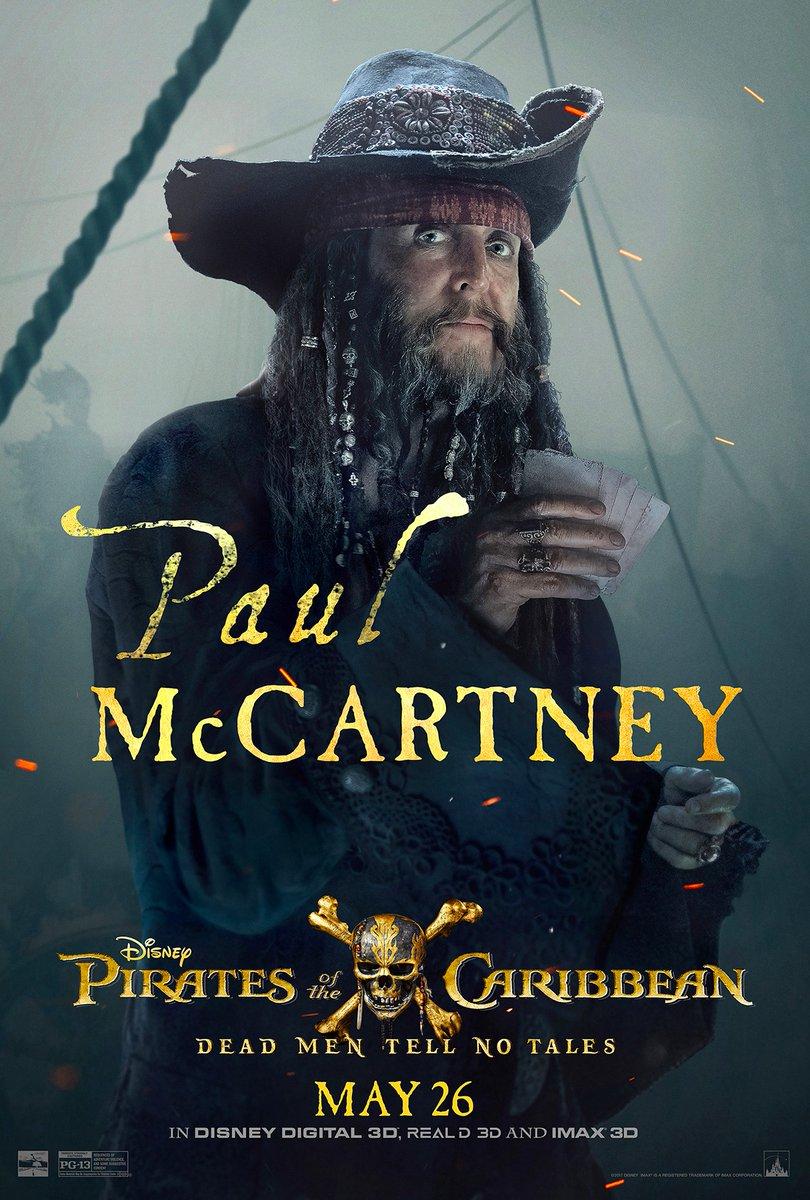 Ще познаете ли Сър Пол Маккартни.../сн: Walt Disney