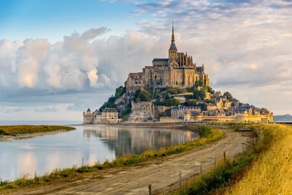 Мон Сен Мишел - Нормандското абатство на приливите и отливите