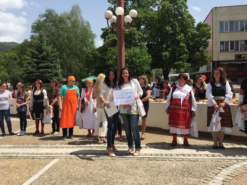 Празници на хляба в Своге с подкрепата на Фондация Маринела