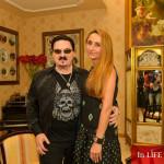 Боби Кимбъл по време на ексклузивното си интервю за In LIFE TV с Пепа Попова