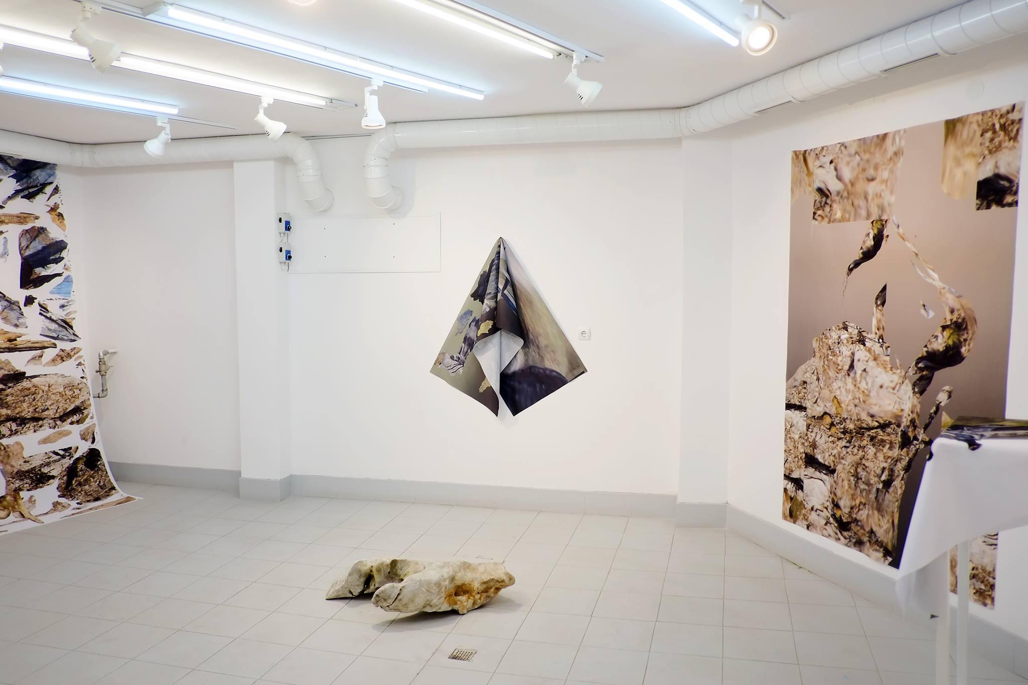 Inorganic-Organic Exhibition на Вълко Чобанов