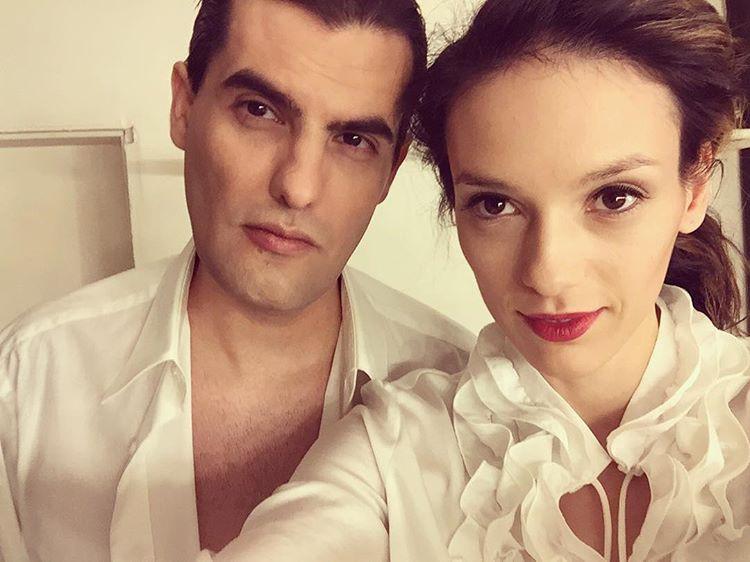 Луиза Григорова и Мартин Макариев