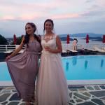 Наталия Кобилкина и Такис Дретакис