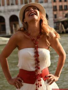Ива Дойчинова във Венеция на Биенале за In LIFE TV