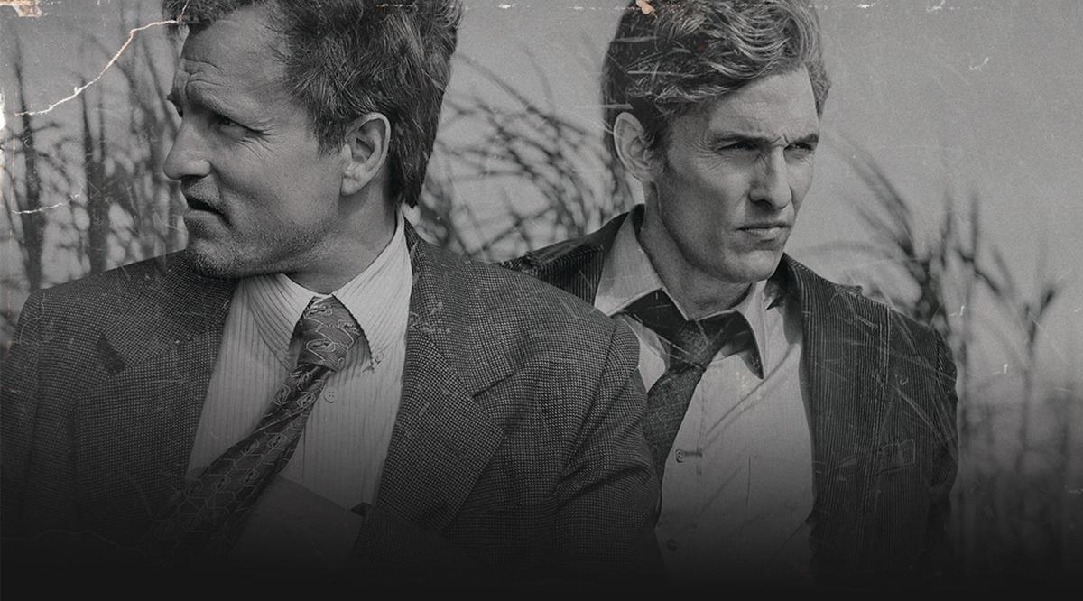 """Матю Макконъхи и Уди Харелсън в първи сезон на хитовия сериал """"Истински детектив"""""""