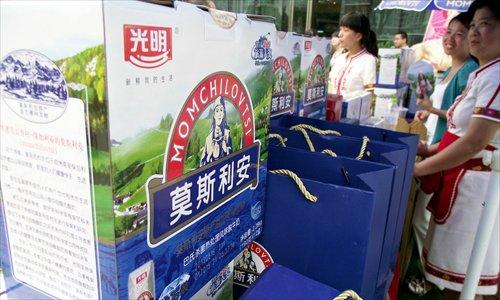 Китайско кисело мляко Момчиловци