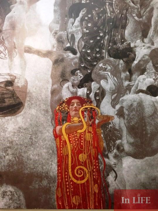 Постер на Климт