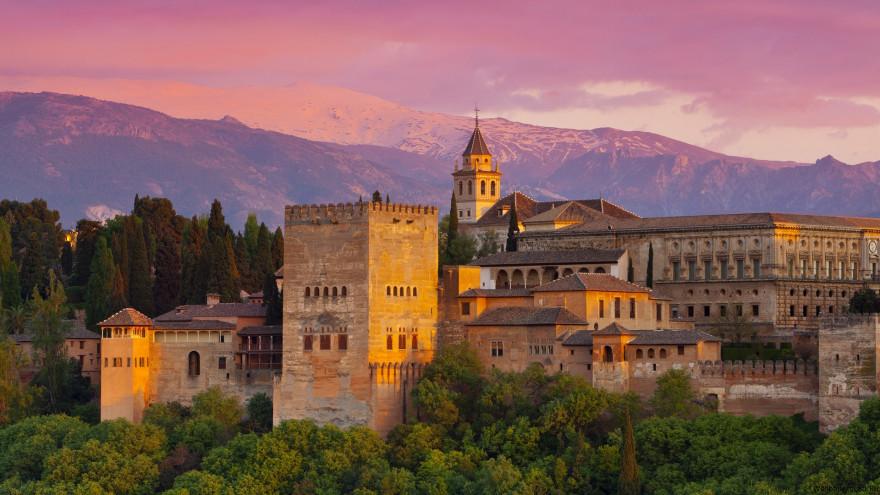 Алхамбра, Испания