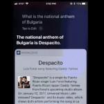 Siri  Despacito България