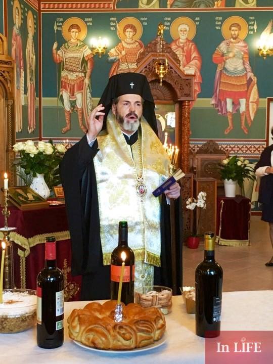 Негово Високопреосвещенство Западно и Средноевропейски Митрополит Антоний