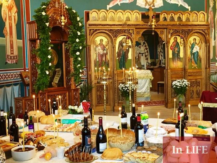 Новият български храм във Виена Свети Иван Рилски на Архангелова задушница