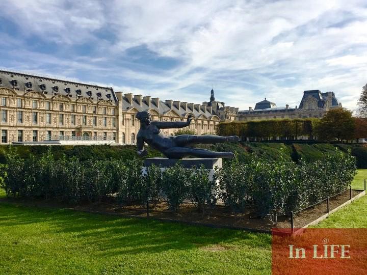 Лувърът в Париж
