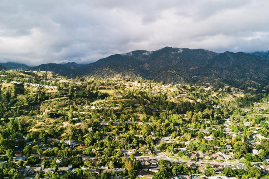 PHOTOGRAPH BY JEREMYISWILD, GETTY IMAGES Форт Колинс, Колорадо е един от градовете вдъхновили дизайна на главната улица на Дислиленд в Щатите.