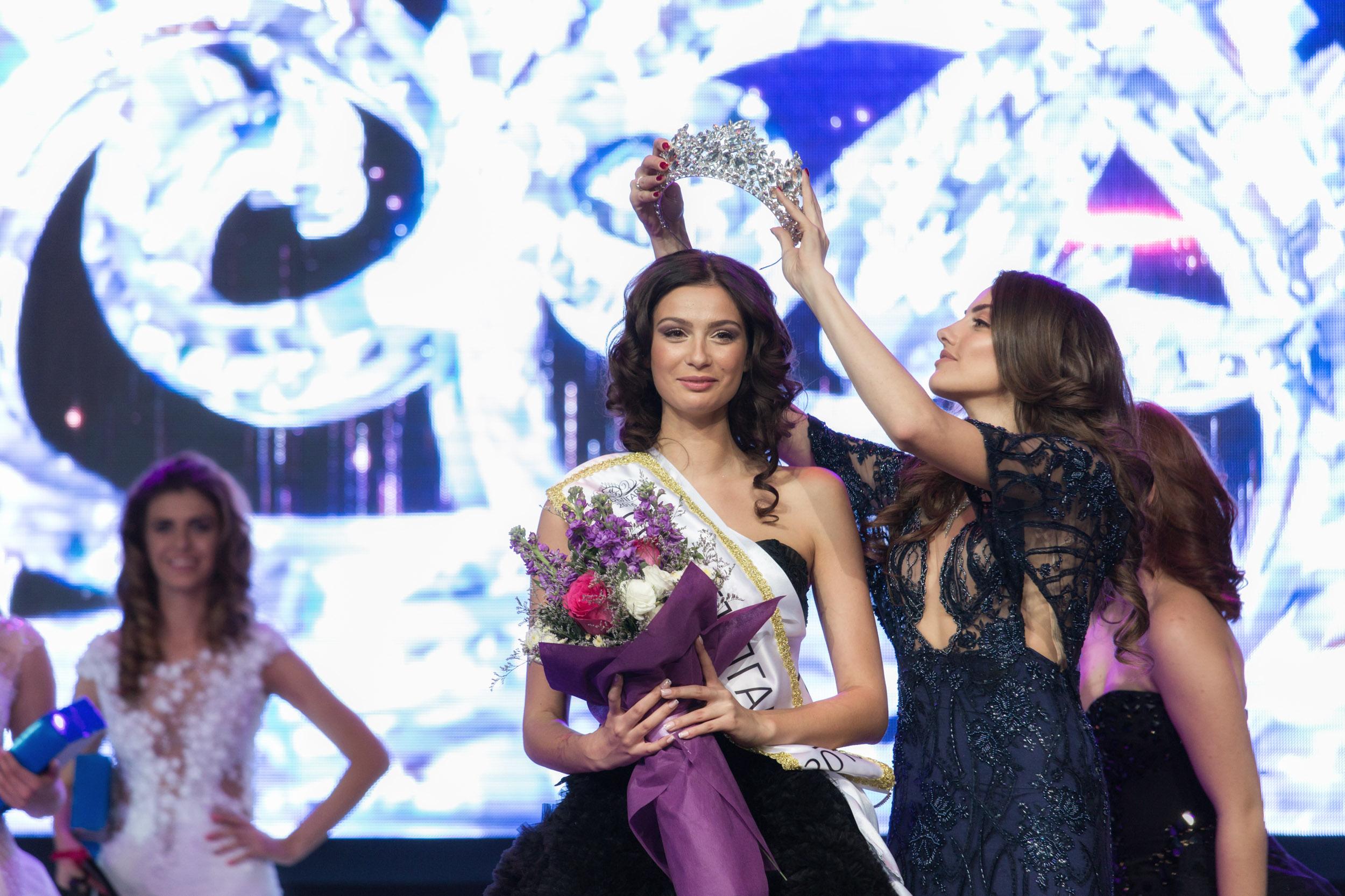 Габриела Кирова - Мис България 2016