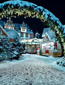 Кобург, Германия по Коледа